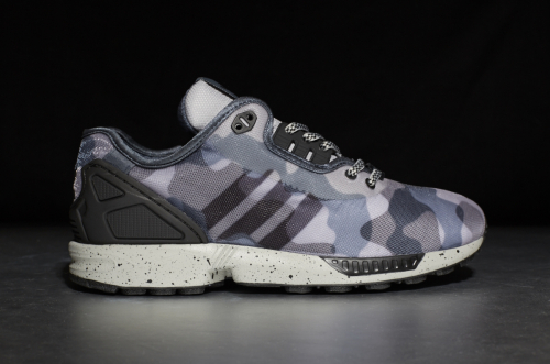 adidas ZX Flux Decon – grey camo