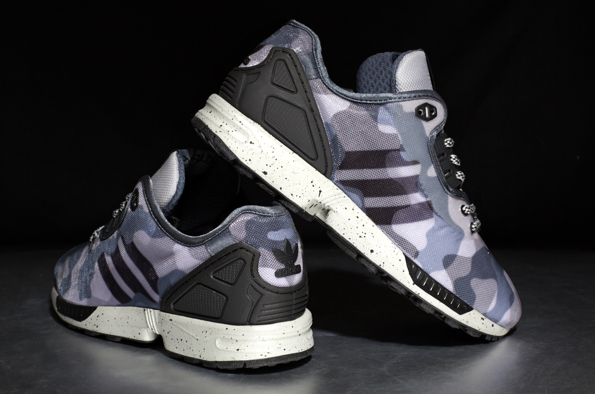 newest collection 8a401 1a8e9 adidas Originals ZX Flux Decon – Mgh Solid Grey / Bold Onix / Core Black