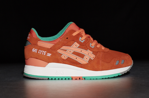 "ASICS Gel-Lyte-III ""Waterproof Pack-Fresh Sabman"" – Fresh Sabman / Fresh Sabman"
