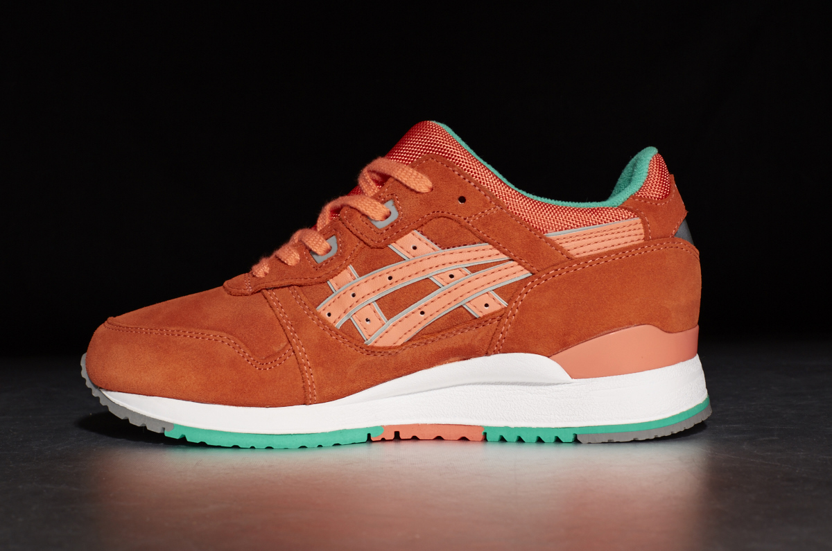 "Médula ósea cada vez preferir  ASICS Gel-Lyte III ""All Weather"" Pack – Fresh Salmon – STASP"