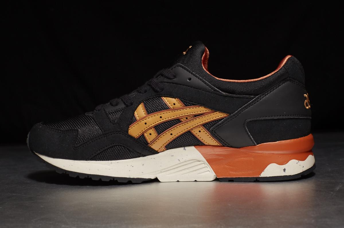 Asics Gel Lyte V BlackTan for Vegan Sneaker