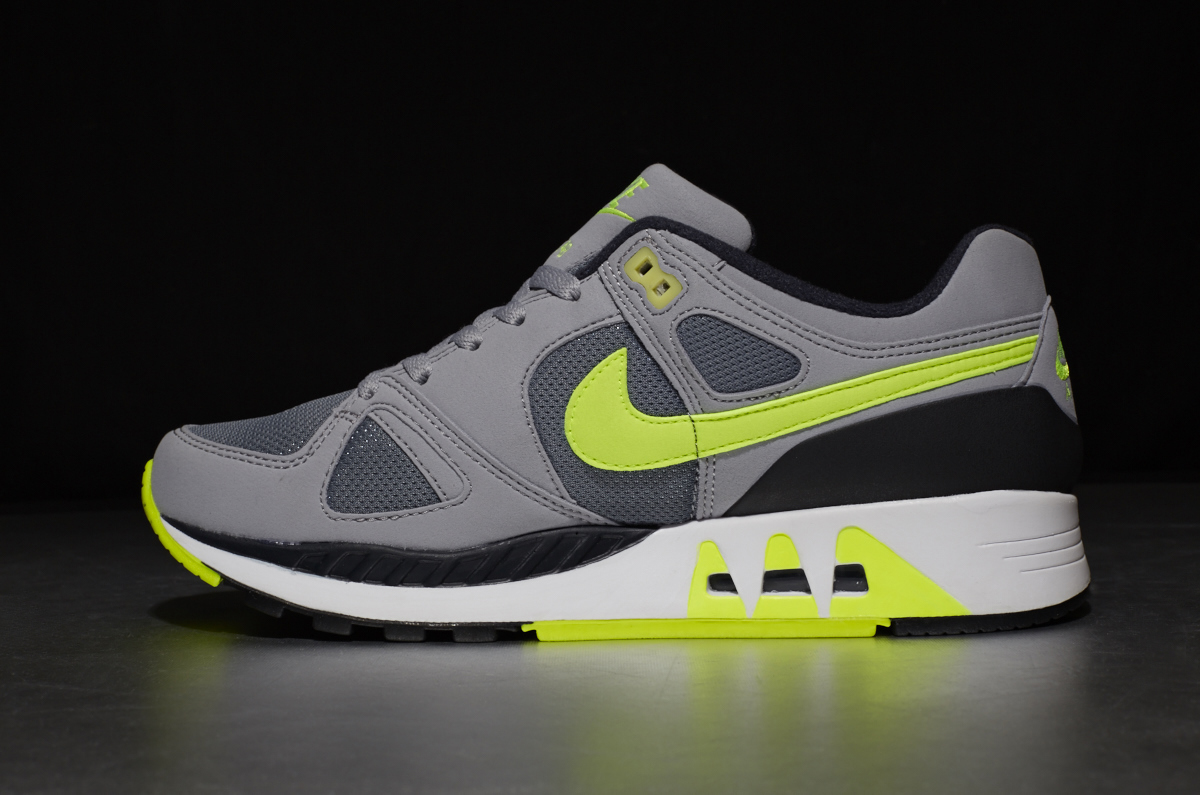 Nike Air Stab – Cool Grey Volt Wolf Grey Anthracite