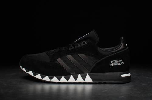 adidas NH Boston Super – black white