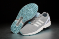 adidas ZX Flux W – grey / light blue