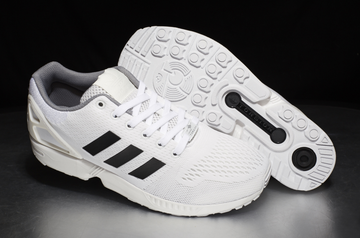 adidas zx flux white and black Sale,up