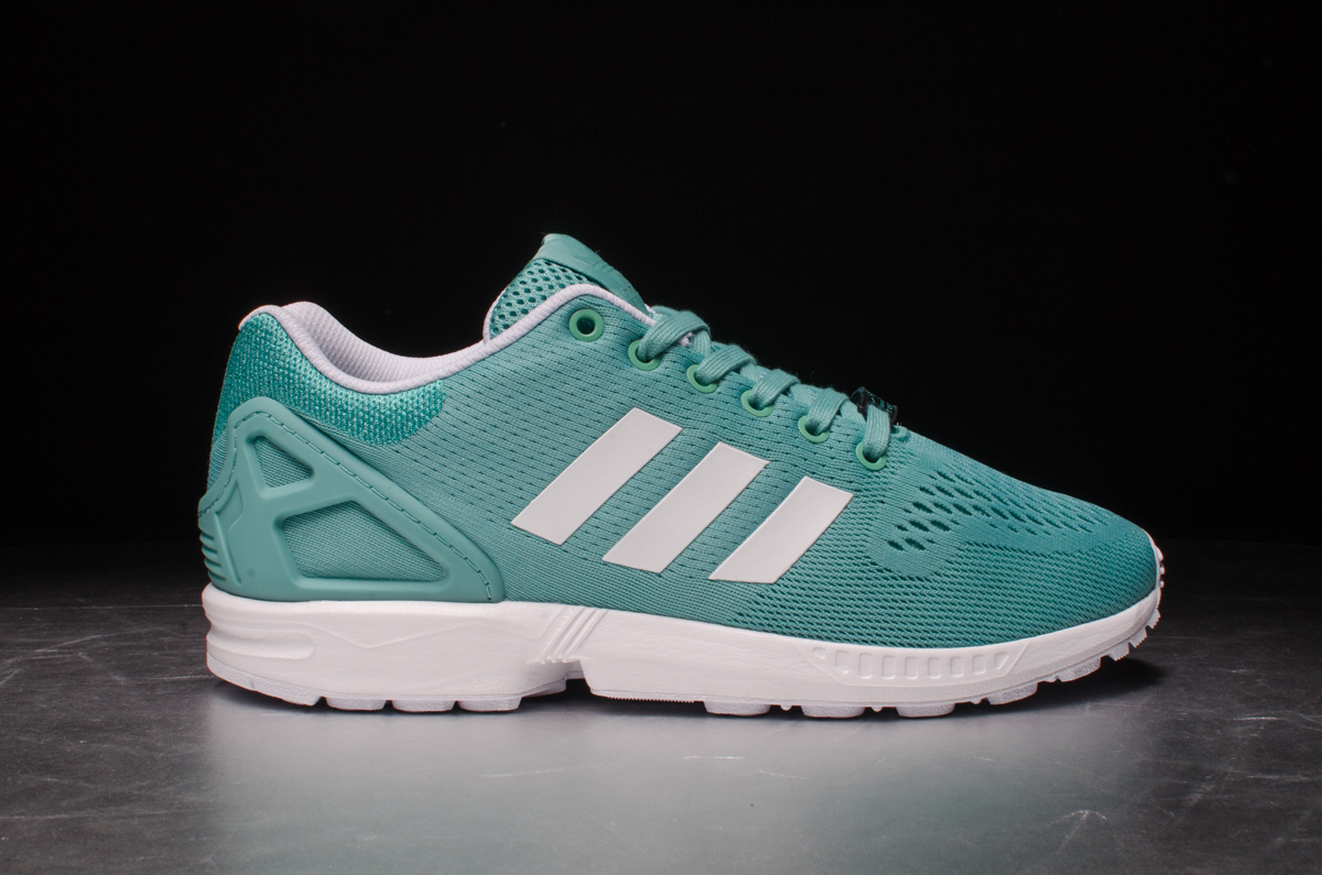 adidas Originals ZX Flux – St Fade Ocean Ftwr White Core Black