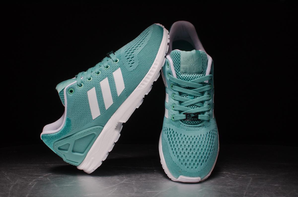 Adidas Flux Mint Green