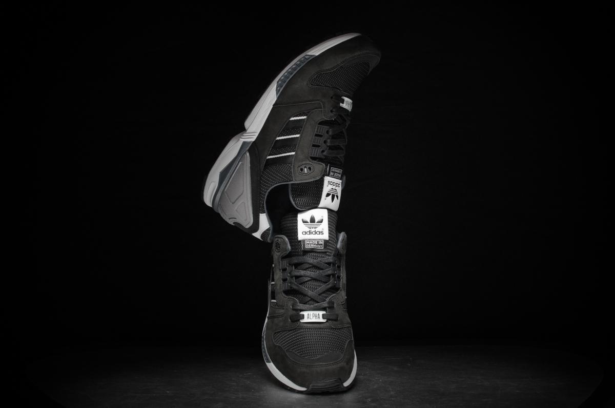 1db43ff6d7018 adidas ZX 8000 Alpha – Black   Solid Grey – STASP