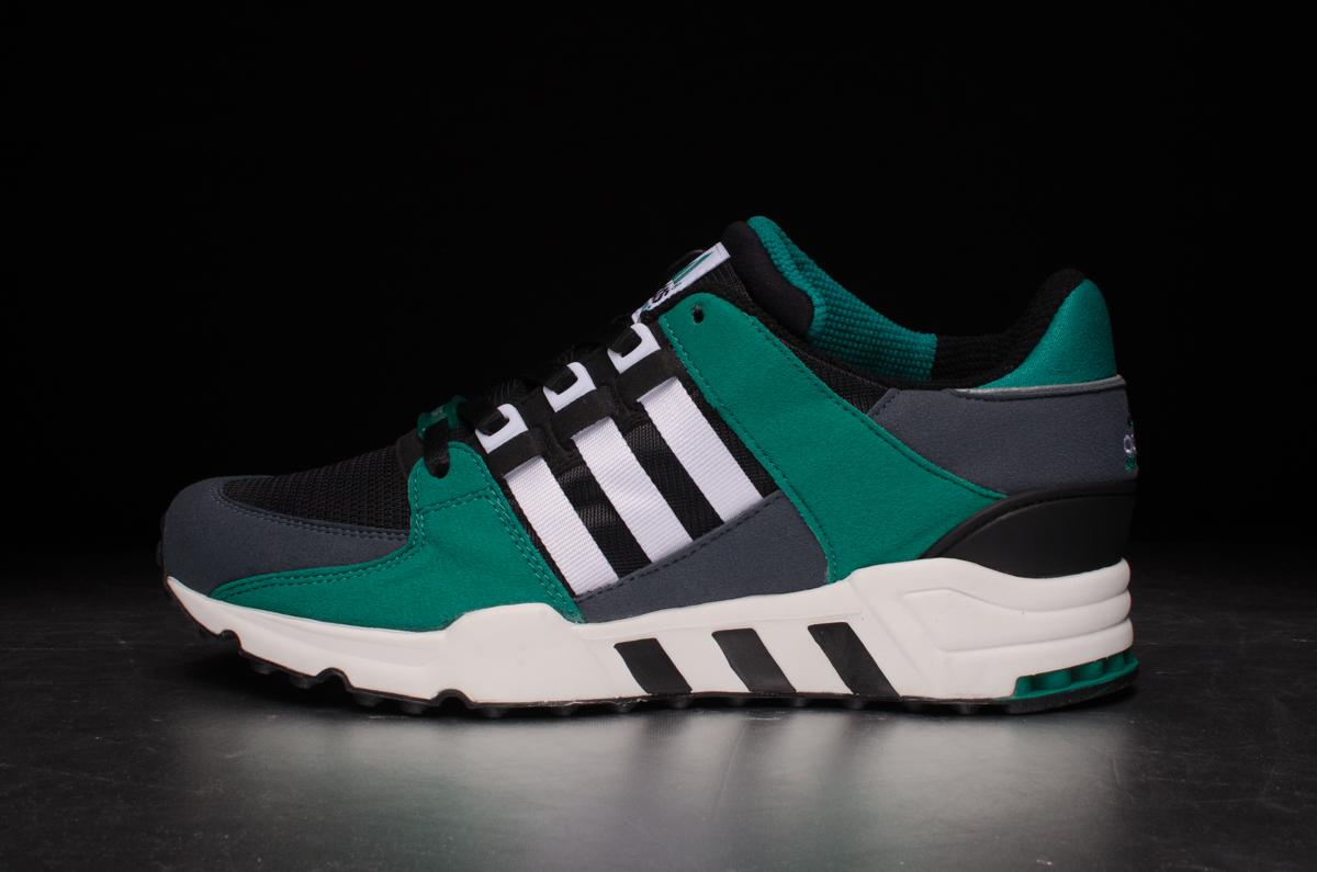 17241baf2f74 adidas Originals Equipment Running Support 93 – Black   Running ...