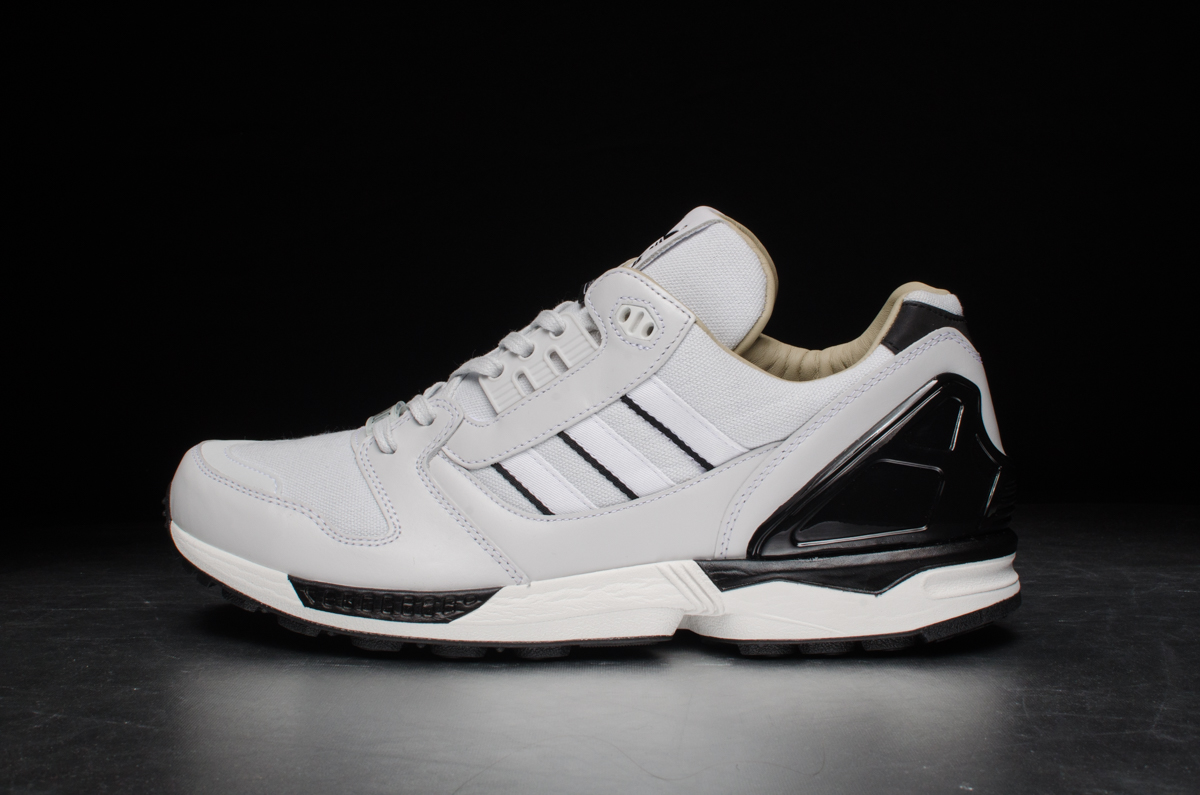 "adidas ZX 8000 ""Charlie"" – Neo White Core Black – STASP"