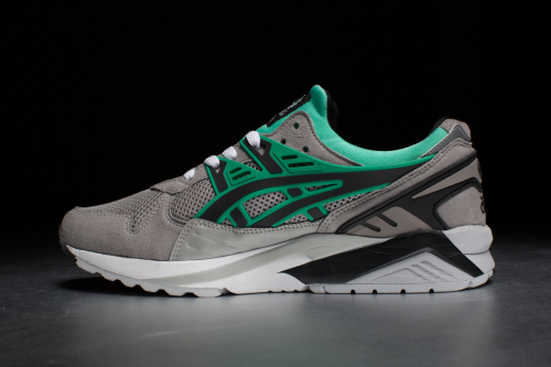 ASICS Gel-Kayano Trainer – Light Grey / Black