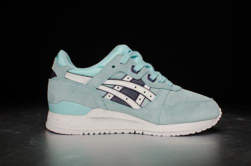 "ASICS Gel-Lyte-III ""Snowflake"" – Blue Tint / White"
