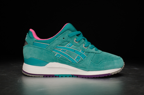 "ASICS Gel-Lyte-III ""Waterproof Pack-Tropical"" – Tropical Green / Tropical Green"
