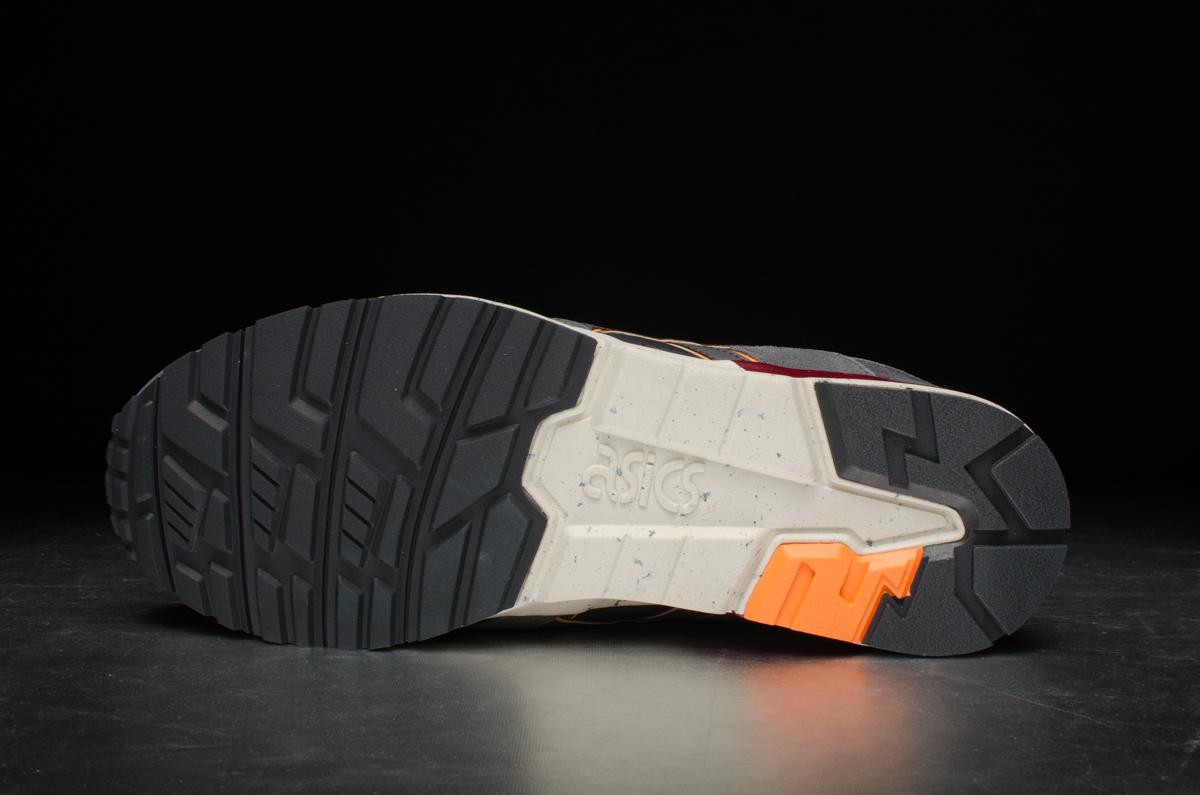 Asics Gel De Lyte V Zapatos Al Aire Libre '' - Gris Oscuro / Gris pB1HQzhlyu