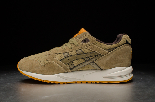 ASICS Gel-Saga 'Bamboo Pack' – Light Olive / Olive