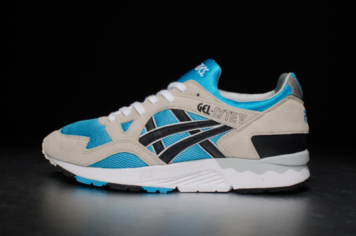 ASICS Gel-Lyte V – Atomic Blue / Black