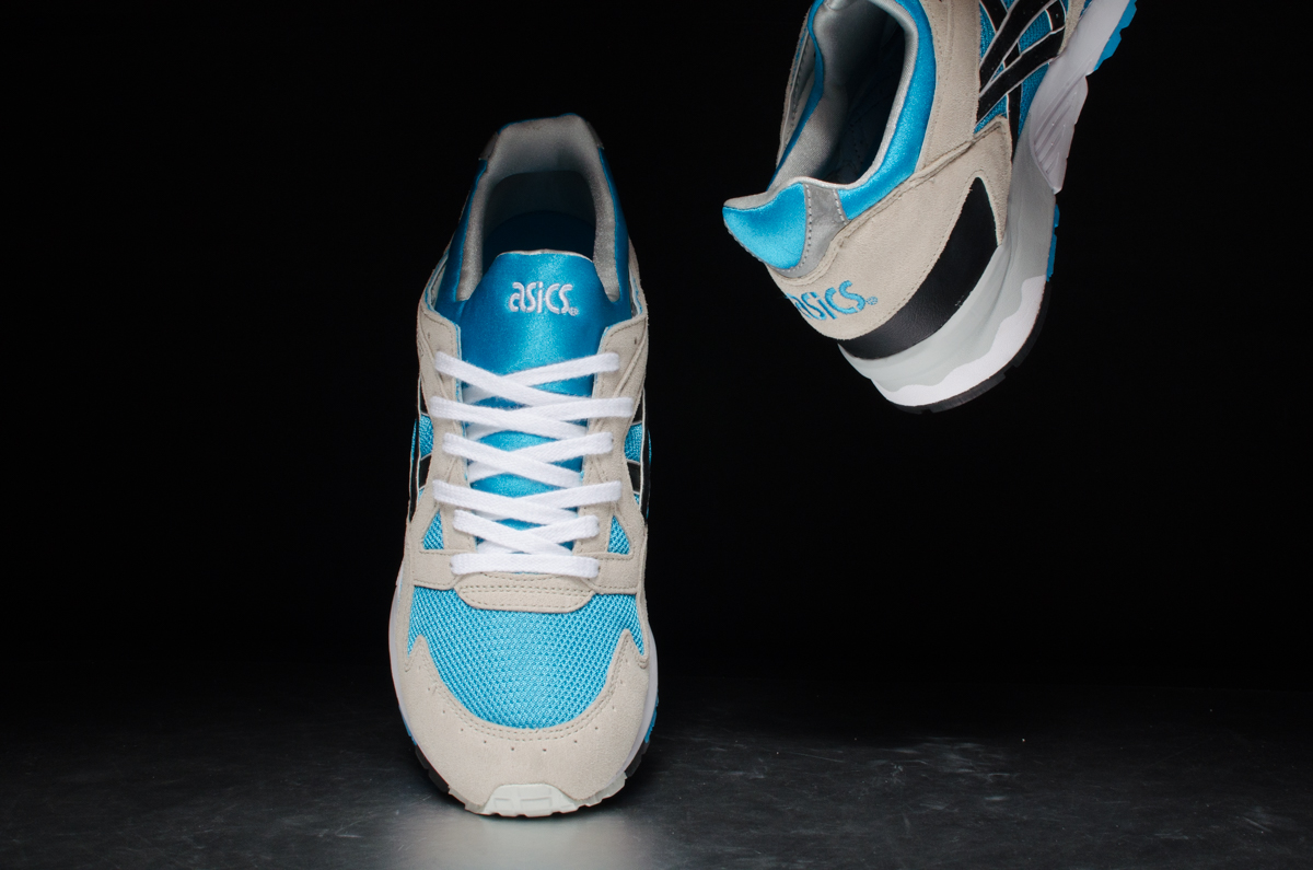 asics gel lyte v atomic blue sale