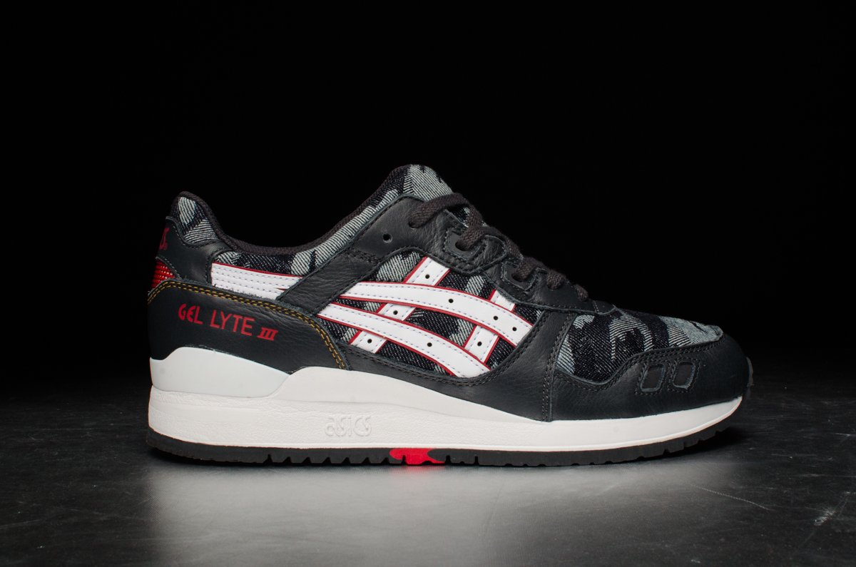 "ASICS Tiger Gel-Lyte III ""Okayama Denim"" Pack – Dark Grey   White ... 640e1cc7d"