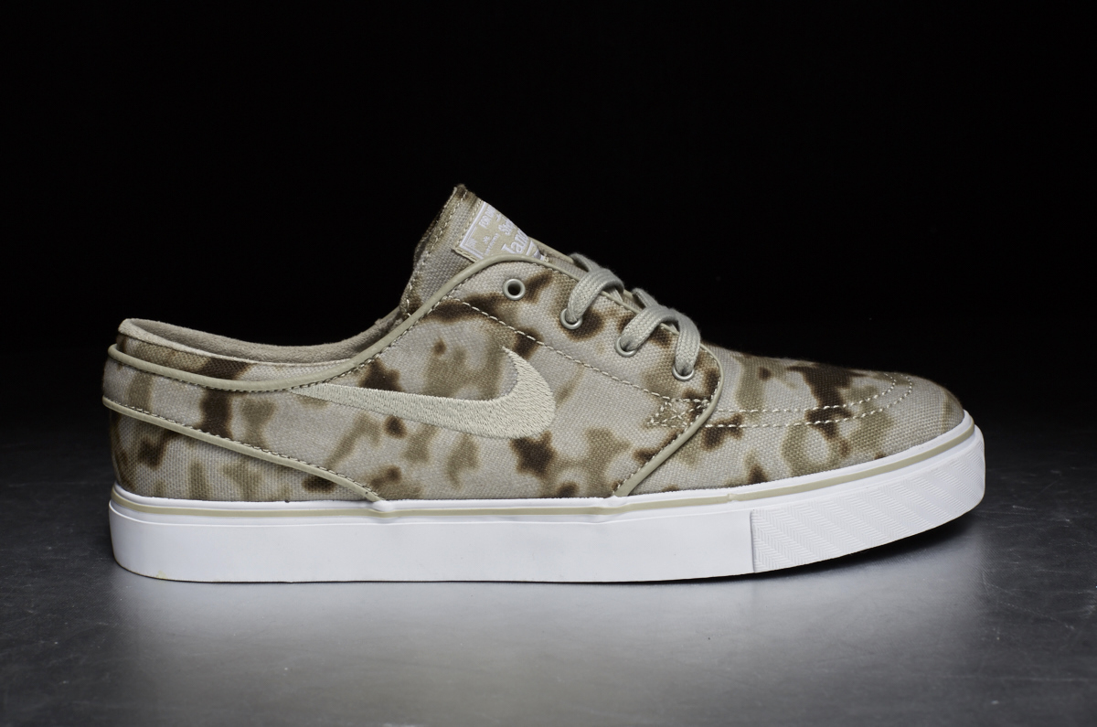 nike sb zoom stefan janoski medium khaki beige white. Black Bedroom Furniture Sets. Home Design Ideas