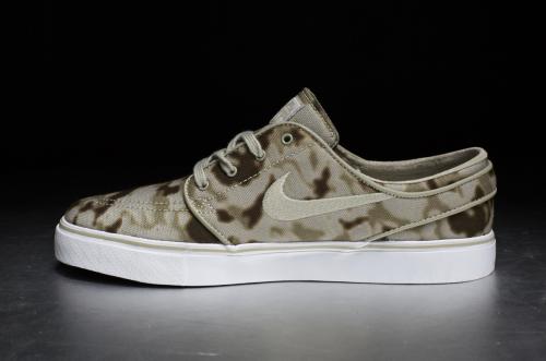 Nike Zoom Stefan Janoski – Medium Khaki / Beige
