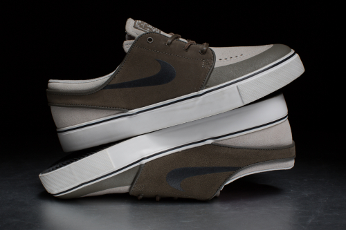 Nike Zoom Stefan Janoski PRSE – Dark Dune / Black / Light Bone / Ivory