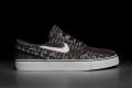 Nike Zoom Stefan Janoski CNVS – Black / White / Medium Olive