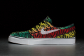 Nike Zoom Stefan Janoski CNVS – Chillinr Red / White /Lucid Green / Turbo Yellow