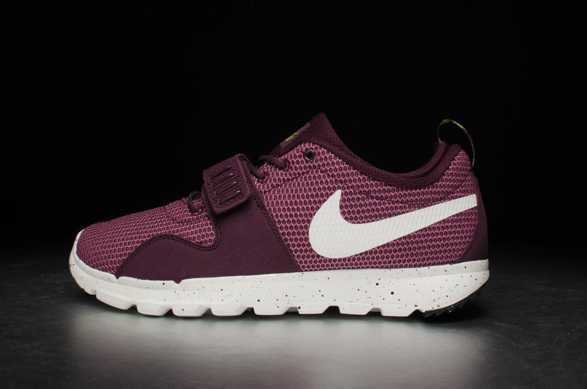 brand new 53315 f9e65 Nike Trainerendor – Merlot ...
