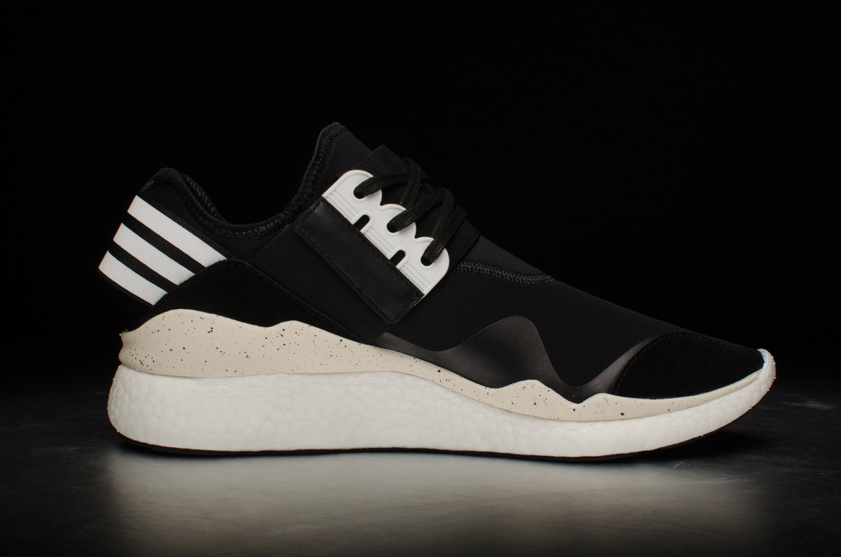 7c6bd737a0851 adidas Y-3 Retro Boost – Black   White – STASP