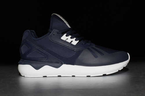 adidas Tubular Runner – Collegiate Navy / White