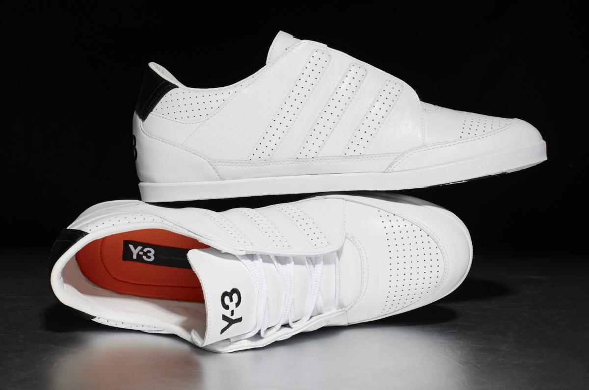 Adidas Y 3 Honja Classic White Black Stasp
