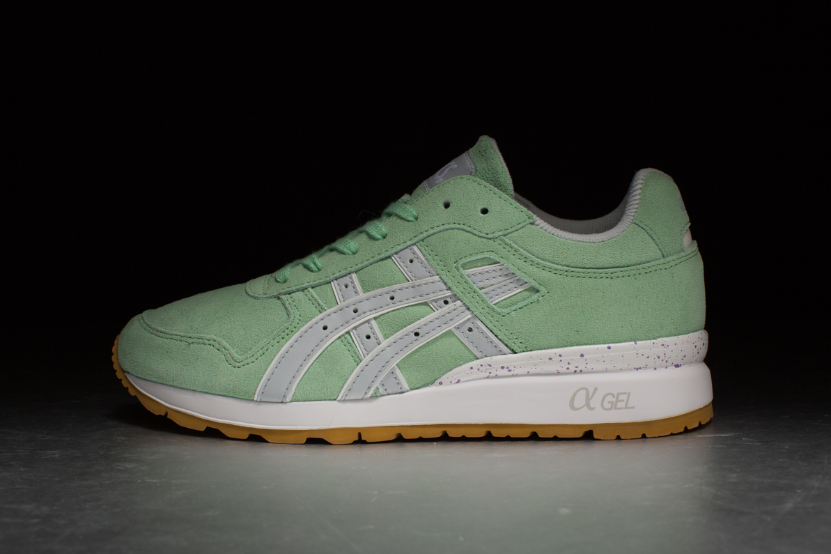 "46df026462a4 ASICS Tiger GT-II ""Full Bloom"" Pack – Green Ash   Soft Grey – STASP"