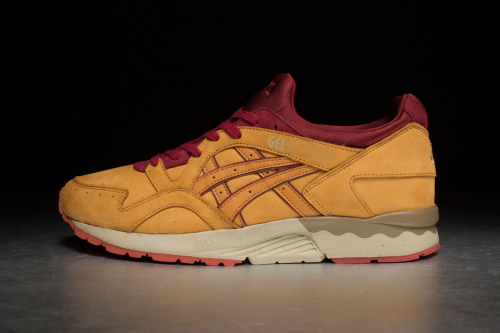 how do asics gel lyte 5 fit