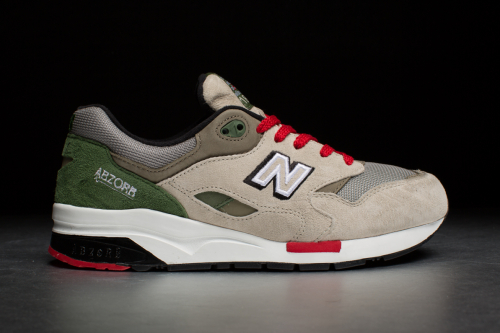 New Balance CM1600GR – Grey / Green