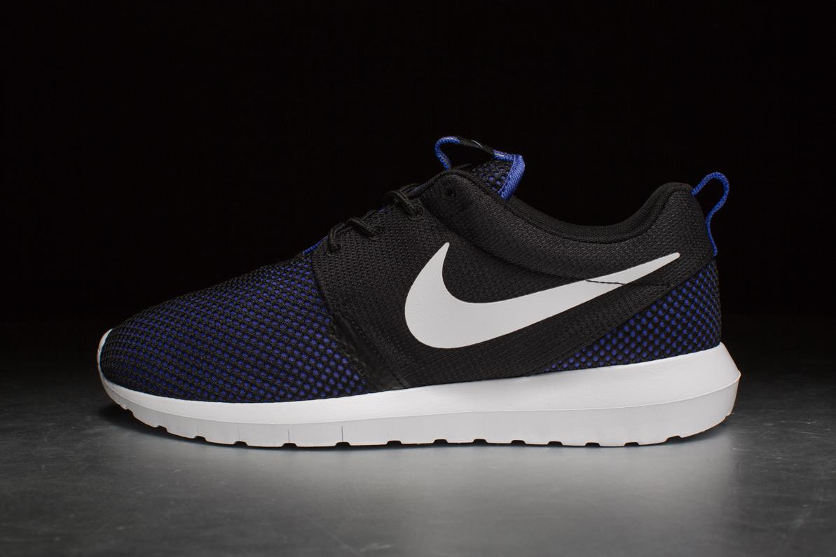 87679880e809 Nike Sportswear Roshe One NM Breeze – Black   Persion Violet   White ...