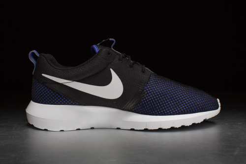 Nike Rosherun NM Breeze – Black / White / Persian Violet