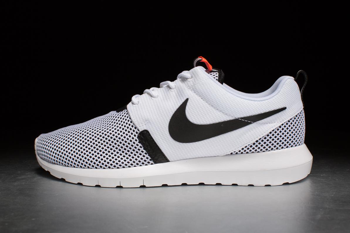 c9633a007a62 Nike Sportswear Roshe One NM Breeze – White   Black   Hot Lava ...