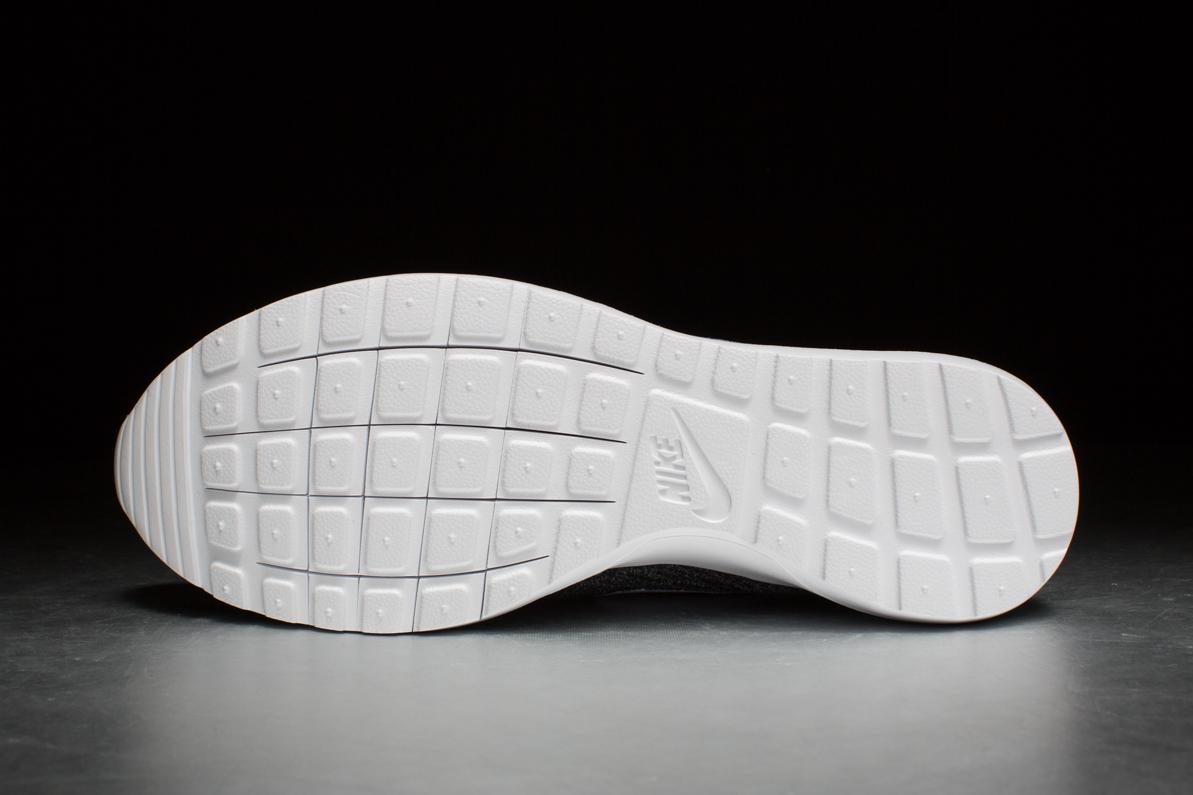 Nike Roshe Kjøre Flyknit Svart / Mørk Grå / Hvit xatXbOO1C