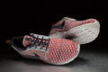 Nike Flyknit Rosherun – Bright Crimson / Anthracite / Premium Platinum / White