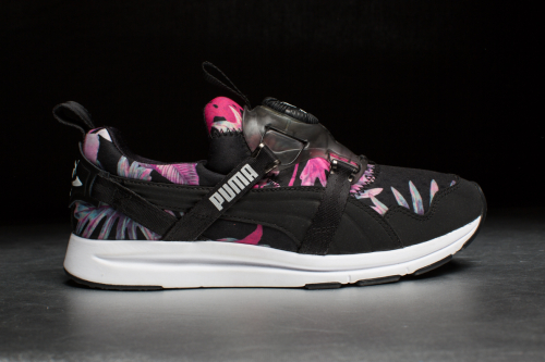 Puma Disc Tropicalia Wmns – Black