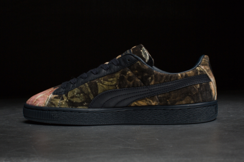 Puma Basket X HOH Rose – total eclipse