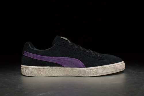 Puma Suede X ALIFE – Black / Amazon