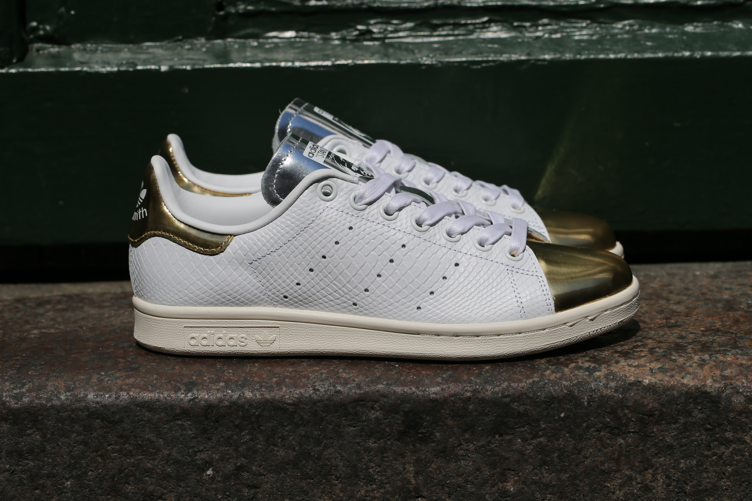 Stan Smith Gold