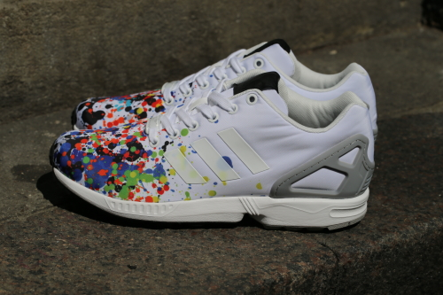 adidas ZX Flux – Footwear White / Footwear White / MghSolidGrey