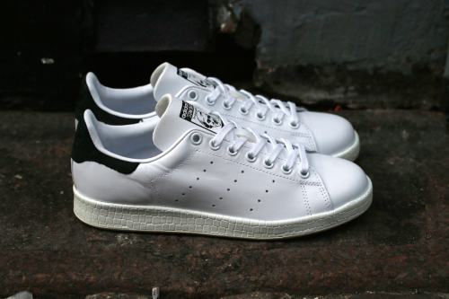 adidas Originals Stan Smith W Luxe – Ftwr White / Ftwr White / Core Black