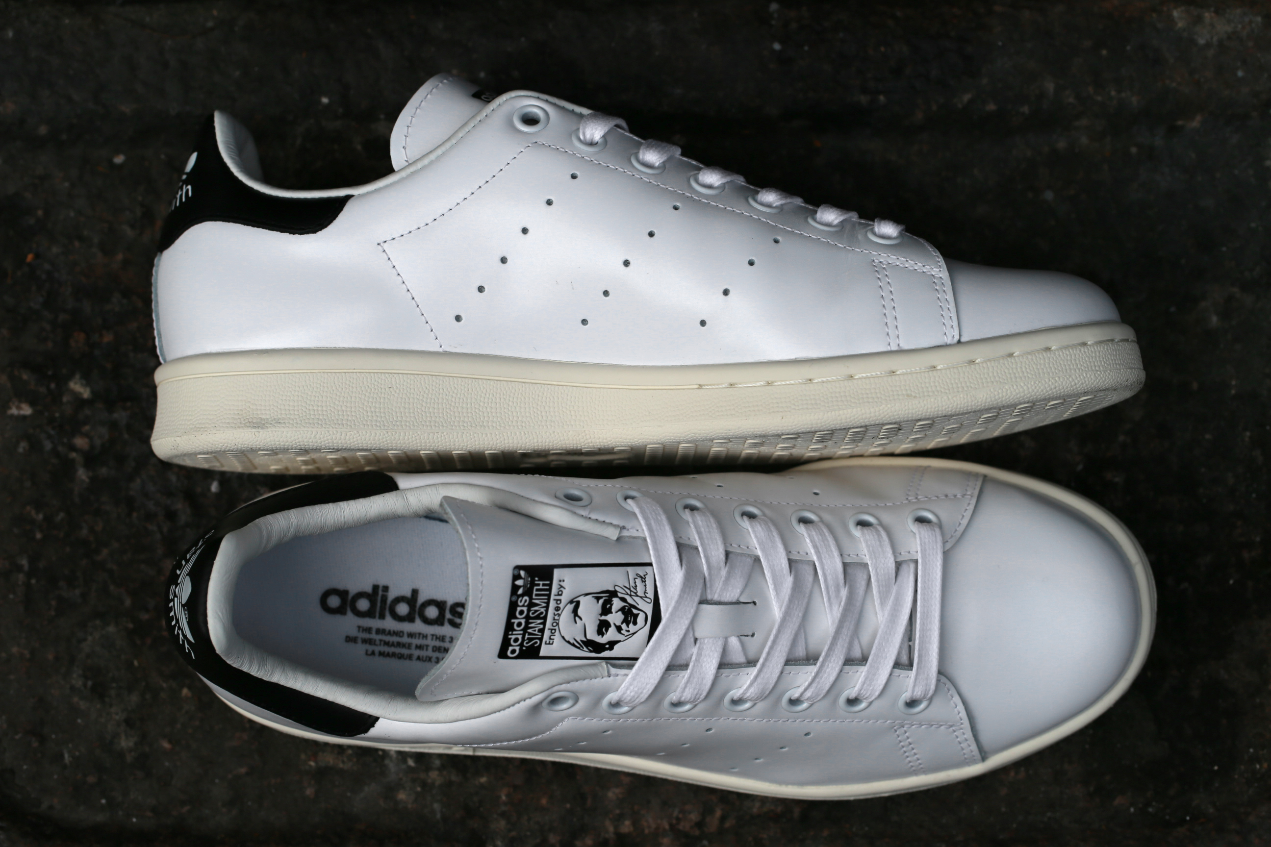 26cfc3d60622 adidas Originals Stan Smith – Ftwr White   Core Black   Ftwr White ...