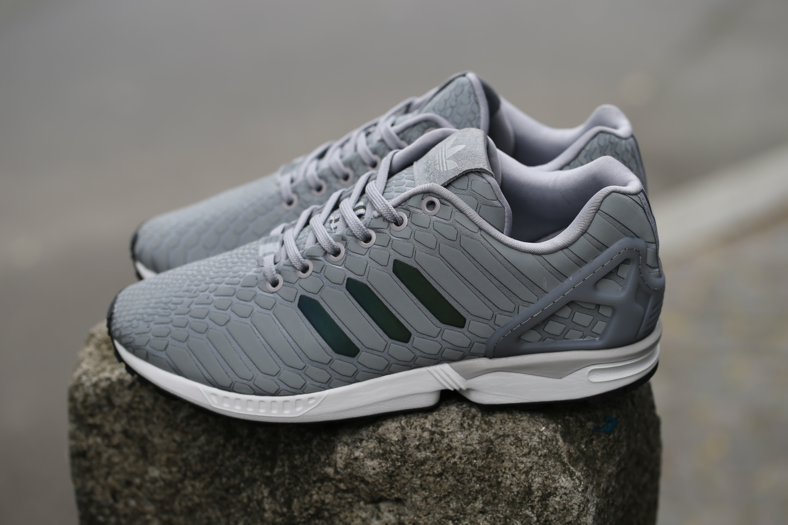 adidas flux xeno grey