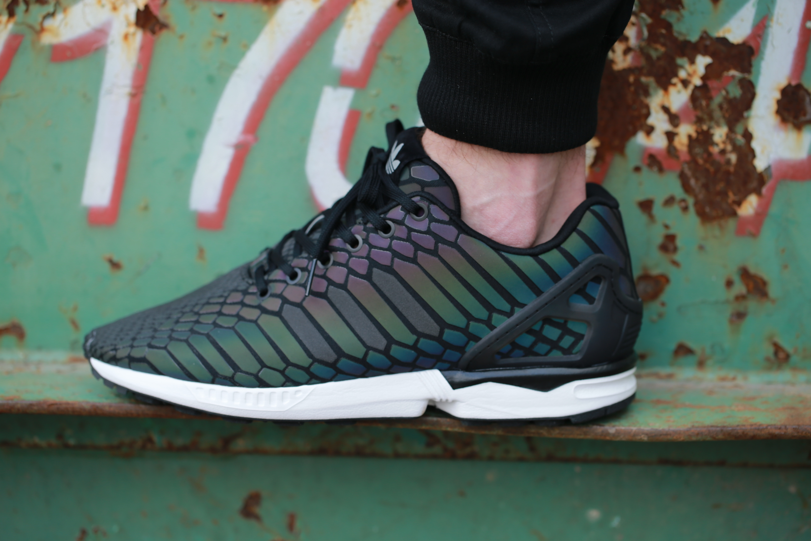 "new styles f998b f1893 adidas Originals ZX Flux ""Xeno"" – Core Black / Supplier Color / Ftwr White"