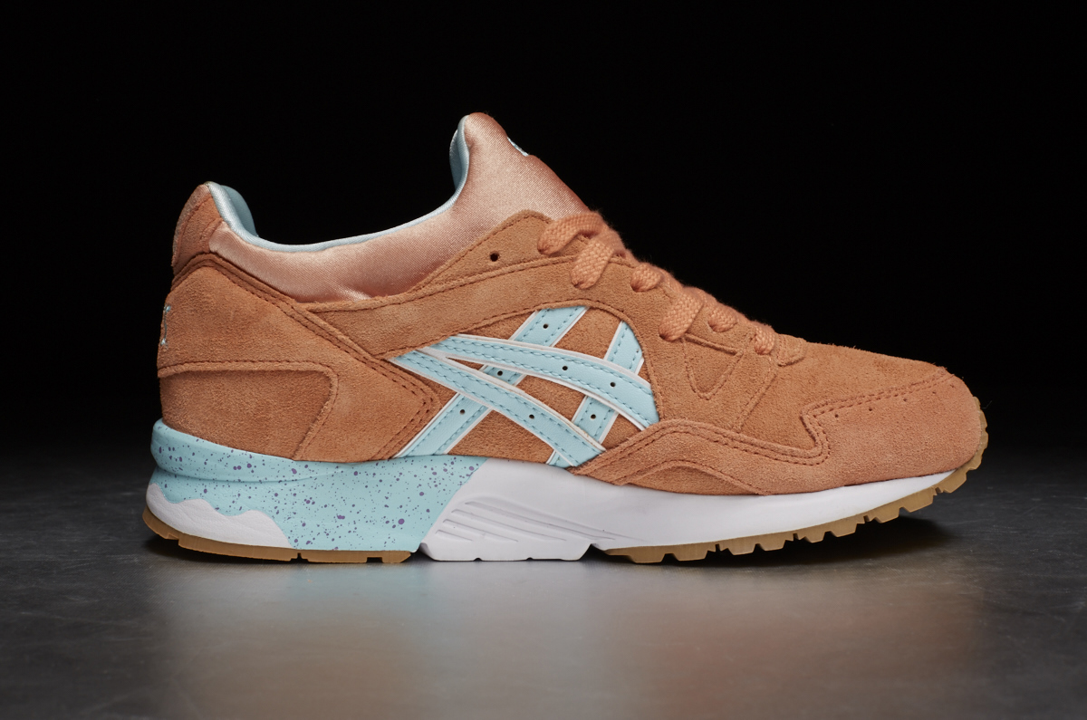 "5869e86b441c ASICS Tiger Gel-Lyte V ""Full Bloom"" Pack – Coral Reef   Clear Water ..."