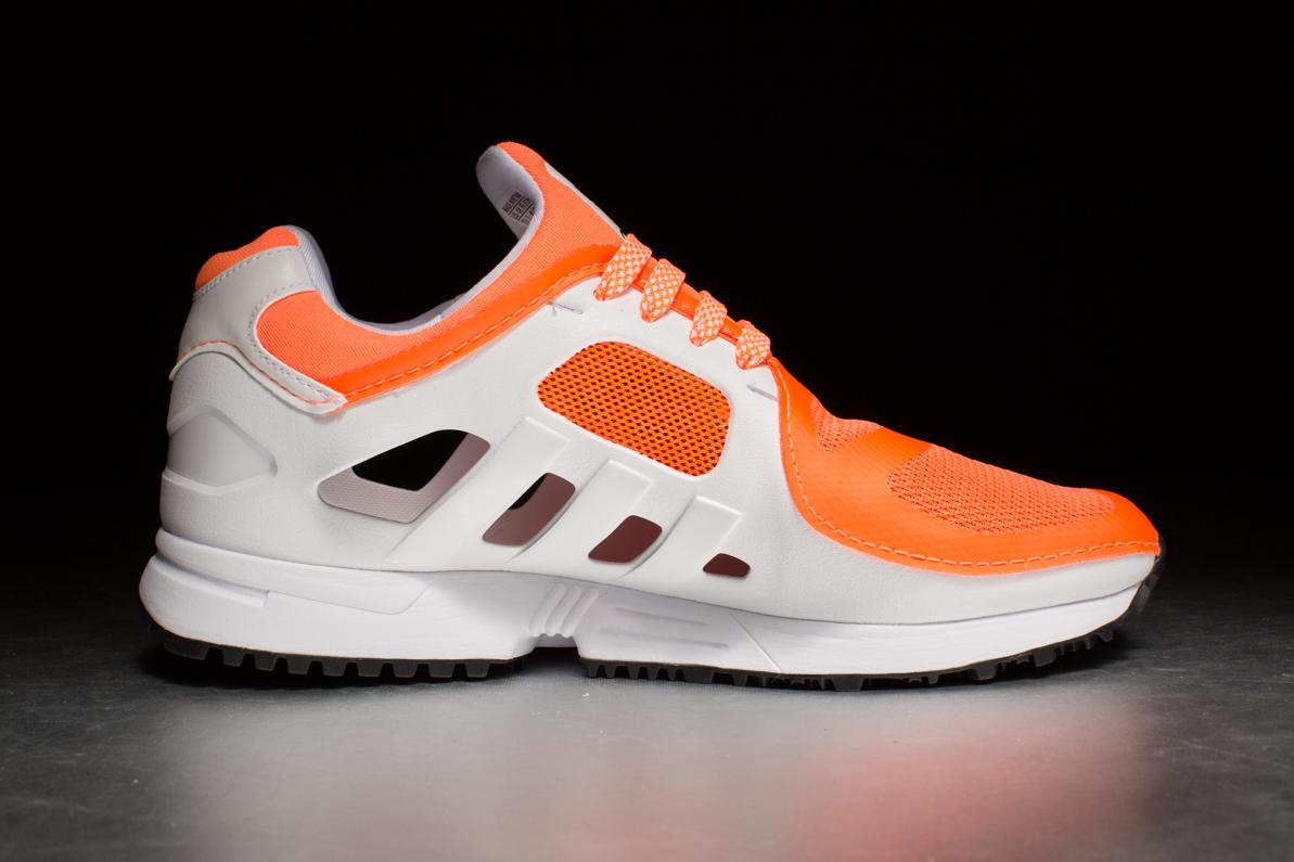 Adidas Eqt Solar Orange